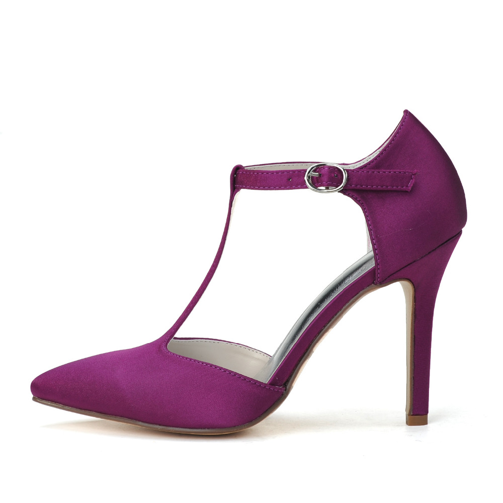 Elegant Shoes With Low Heels