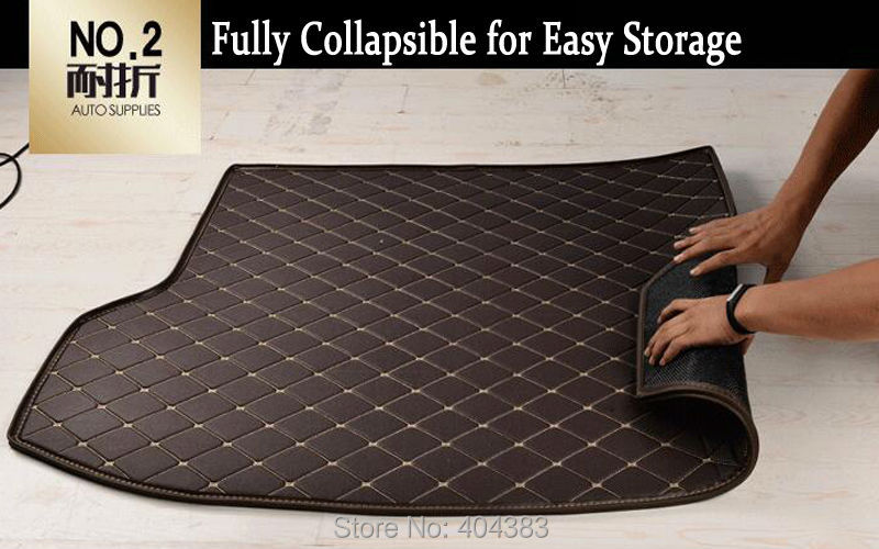 Free Shipping Car Trunk Mat For Bmw 3 4 5 7 Series Gt M3