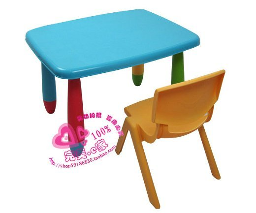 Plastic Toddler Chairs Child tables and chairs set plastic tables and chairs baby ...