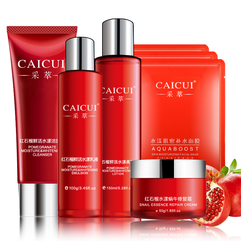 products facial redness