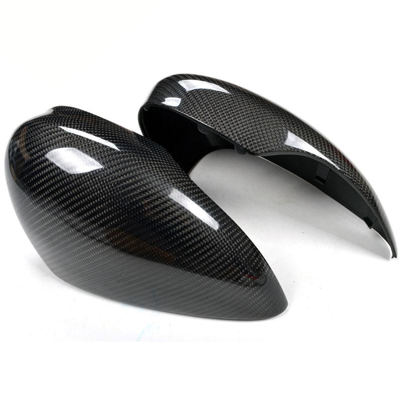 online kopen wholesale ford fiesta mirror carbon cover uit. Black Bedroom Furniture Sets. Home Design Ideas