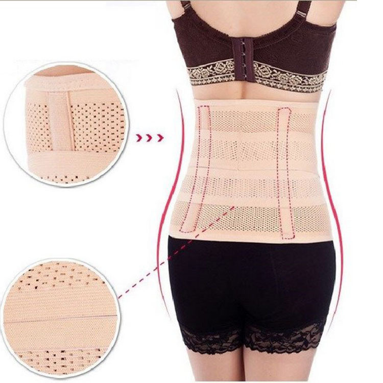 Post Partum Girdles For Women Belly Belt After Pregnancy: New Postpartum Belly Recovery Belt Invisible Tummy Wrap