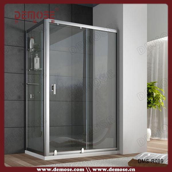Stainless Steel Bathroom Stalls Property: Modern Stainless Steel Shower Stall