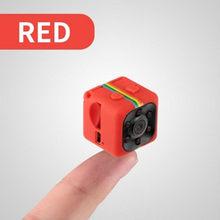 Мини-камера SQ11 HD, видеокамера с ночным видением, мини-камера 1080P, Спортивная мини-видеокамера с датчиком движения DV(China)