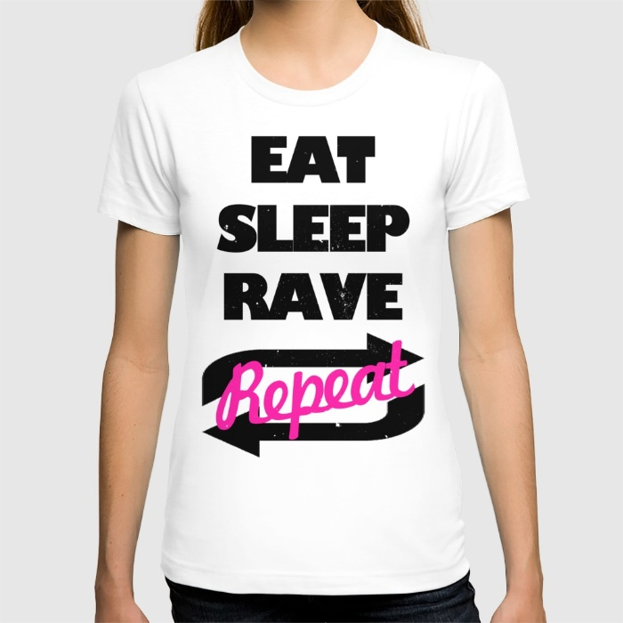 The rave clothing store