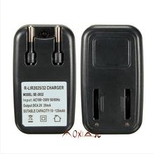 high quality!!! LIR2032 LIR2025 ML2032 ML2025 CR2032 Coin Button Cell Battery Charger EU Plug Excellent Quality