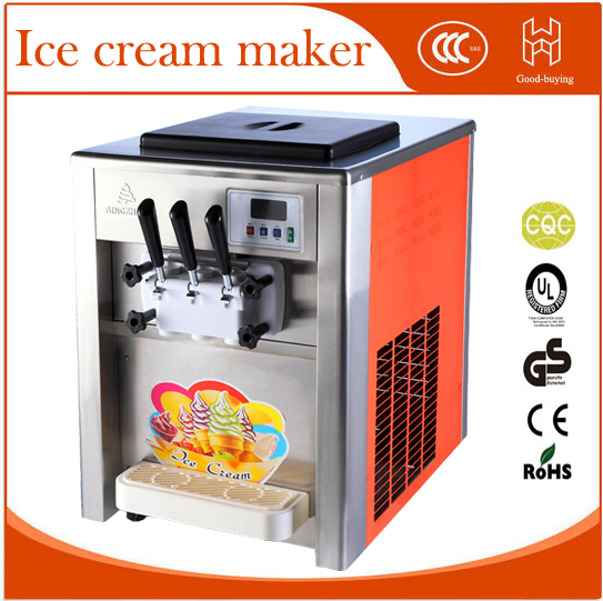 buy freeshipping ice cream maker commercial soft ice cream machine 18l h sundae. Black Bedroom Furniture Sets. Home Design Ideas