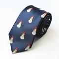 2016 New Design Dot Paisley Christmas Tree Pattern Ties Jacquard Woven Neckties For Men Wedding Suit