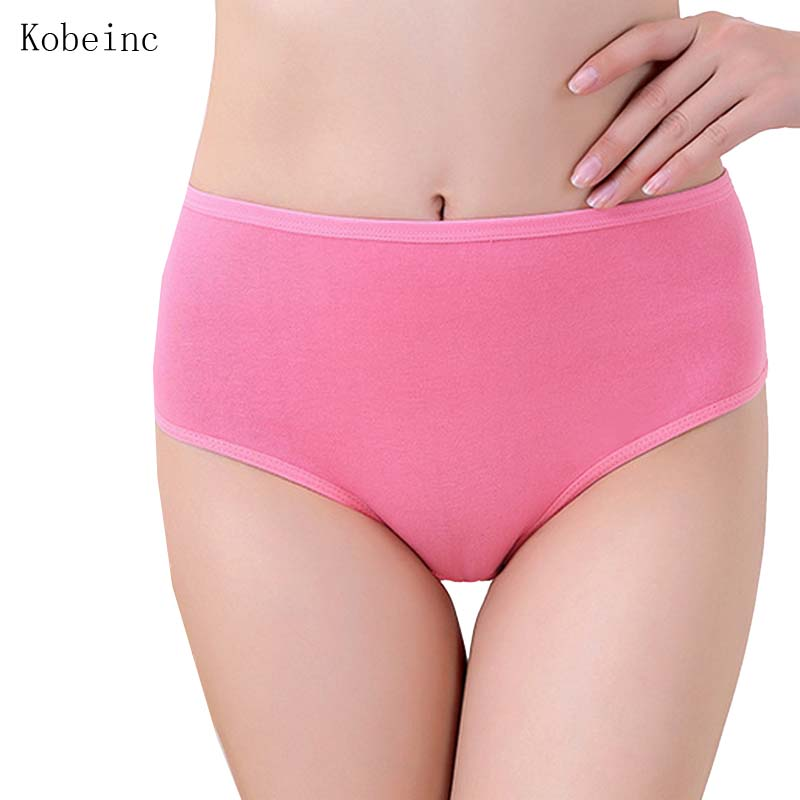 Culotte Grossesse Pregnant Women Briefs Panties Middle Waist Maternity Panties Solid Pregnancy Ropa Interior De Maternidad