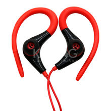 In Ear Ears Hanging Outdoor Sports Wired MP3 Earphone Headset Noice Cancelling Headphone for Cellphone iPhone