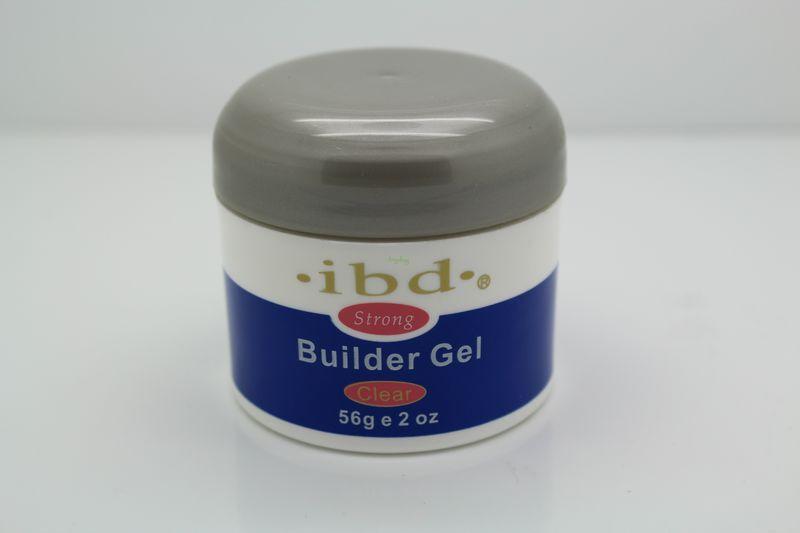 2oz Clear UV Gel Nail Art Builder Set Glue False Tips Free Shipping