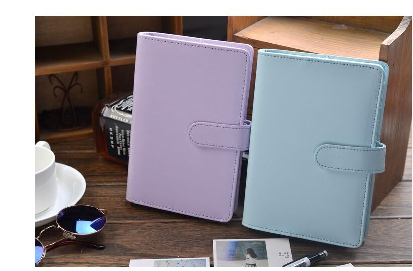 Purple Traveler S Notebook