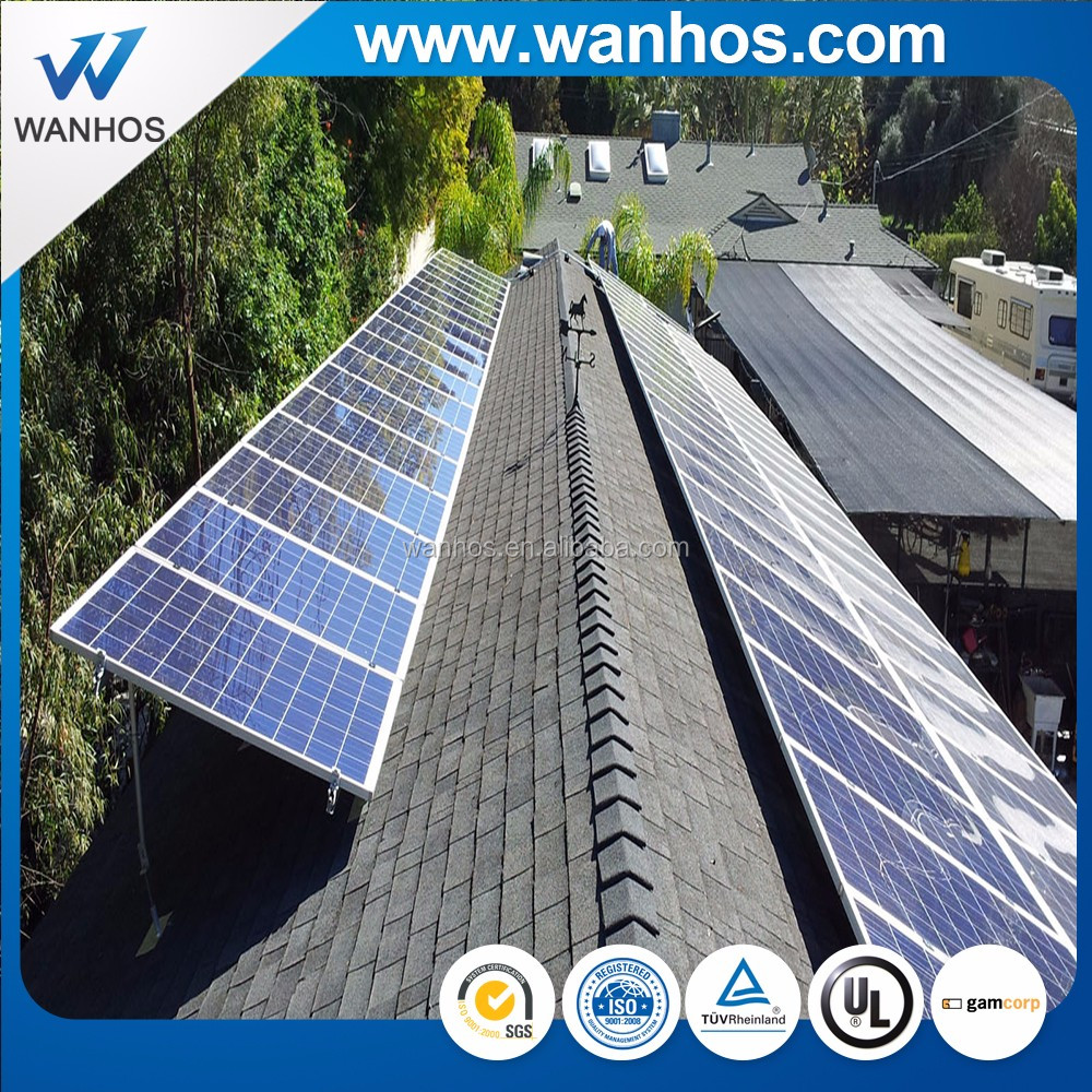 2019 New Adjustable Flat Roof Mounting Solar Panels Solar