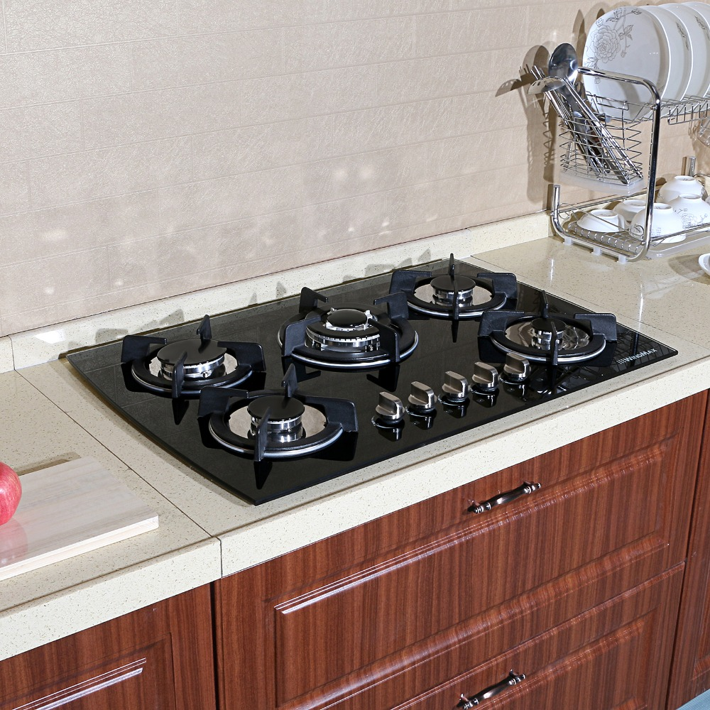 Black Glass Kitchen Appliances