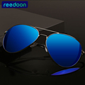 Hot Sales reedoon oculos Fashion Star Sunglasses Women Men Aviator Polarized Mirrored Lens UV Protection Sun
