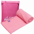 Pieryoga Yoga Towel antiskid thickening fitness blanket bosu machine washable towel for yoga mat