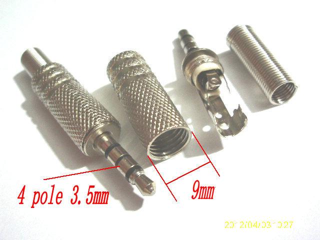 aliexpresscom : buy 10pcs 4 pole 35mm male repair headphone jack