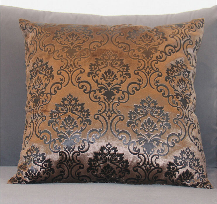 Classical Cushion Cover Sofa Pillow Printed Pattern