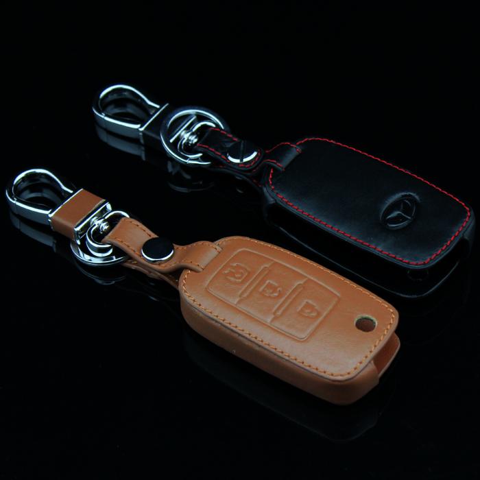 S2 S3 автомобиль специальный кожаный брелок дистанционного управления автоаксессуары защитная крышка