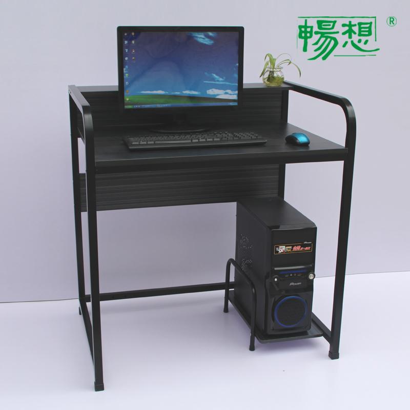 cheap ikea desk modern minimalist home desk computer desk desk bookcase simple desktop. Black Bedroom Furniture Sets. Home Design Ideas