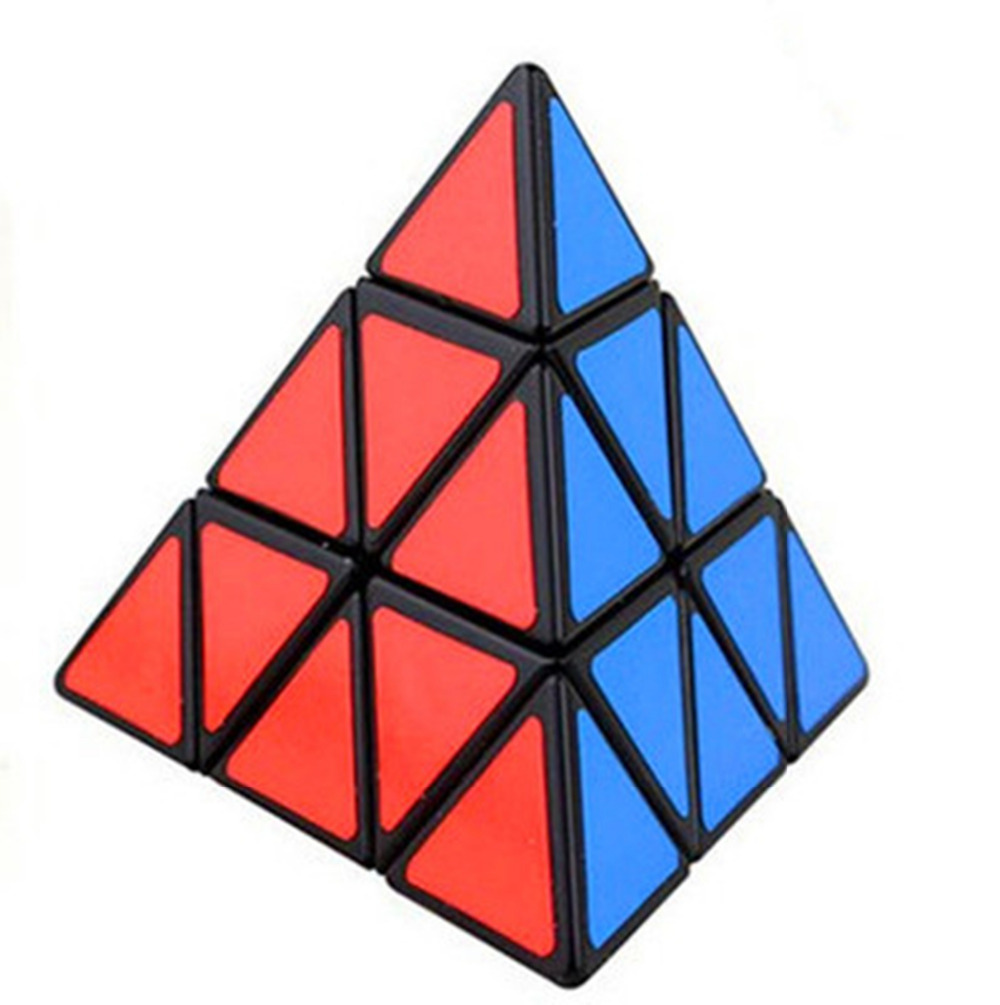 Image Gallery triangle cube
