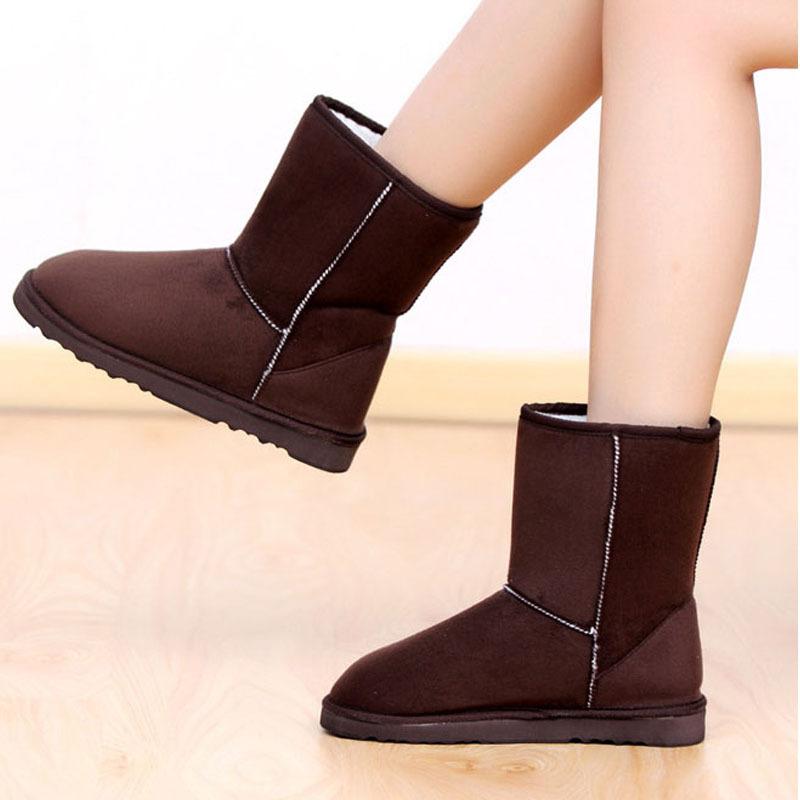 Good Quality Snow Boots | Tsaa Heel
