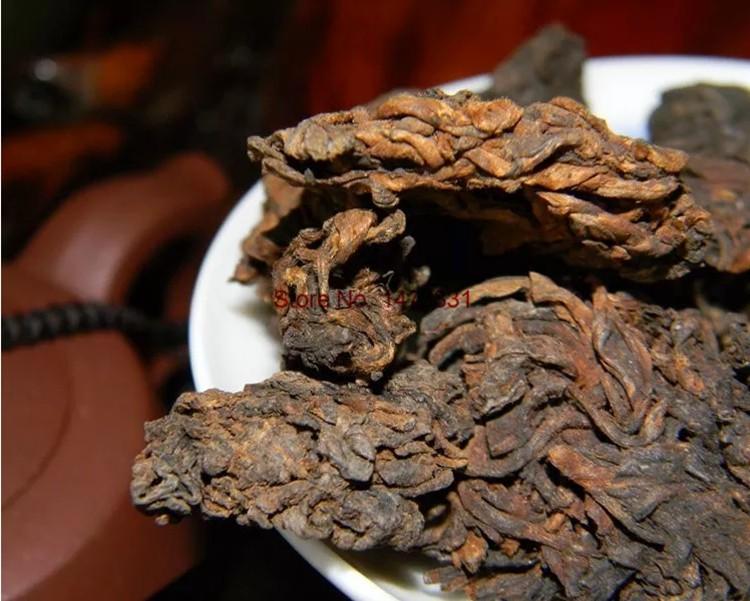 2006yr Puer Chá Chinês Lao Cha Tou Shu, Yunnan Laochatou Ripe Pu Er Chá, antiga Árvore do Chá Velho Chá Puerh
