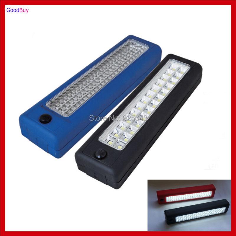 New Portable Magnetic Garage Car 30 7 Led Work Light Torch: New Portable Magnetic 72 LED Car Inspection Maintenance