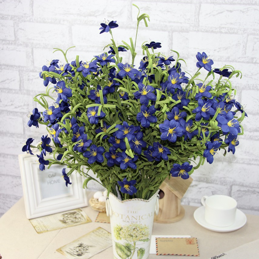 Wedding Flowers Cheap Ideas: Plant Small Wedding Decoration Artificial Flowers Cheap
