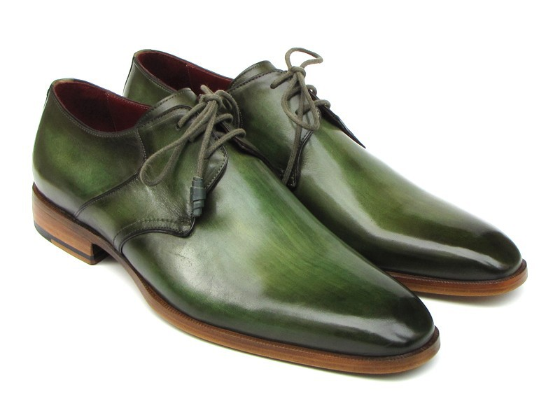 Hand Painted Dress Shoes For Men