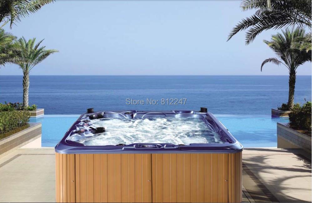 whirlpool hot spring spa hydro massage pool massage. Black Bedroom Furniture Sets. Home Design Ideas