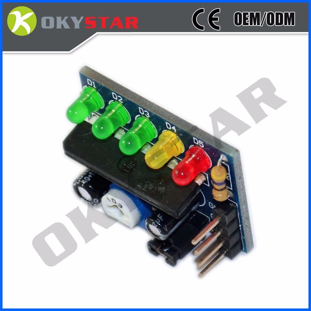 led batterie indicateur ka2284 audio niveau indicateur niveau de puissance pro module circuits. Black Bedroom Furniture Sets. Home Design Ideas