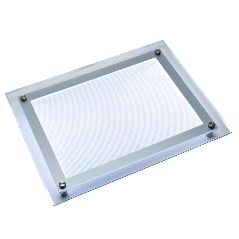 custom size acrylic advertising light box light frame/light box