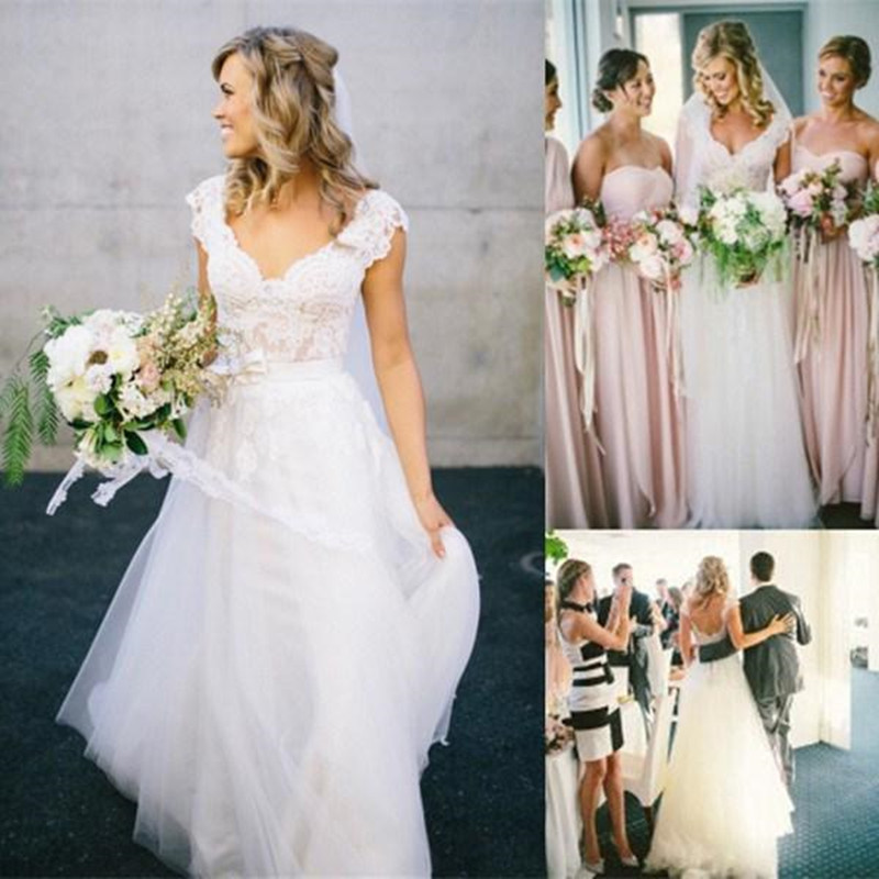 bohemian style wedding dresses 2016 design with long skirts 2016 cheap boho beach country bridal. Black Bedroom Furniture Sets. Home Design Ideas