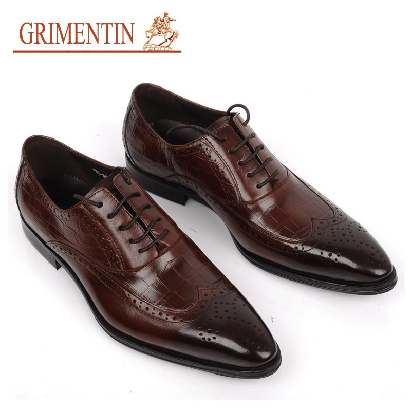 Men Vintage Dress Shoes