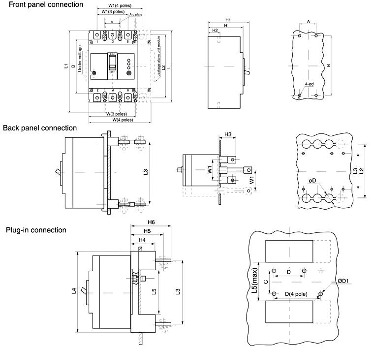 Astonishing Three Phase Elcb Wiring Diagram Somurich Com Wiring 101 Orsalhahutechinfo