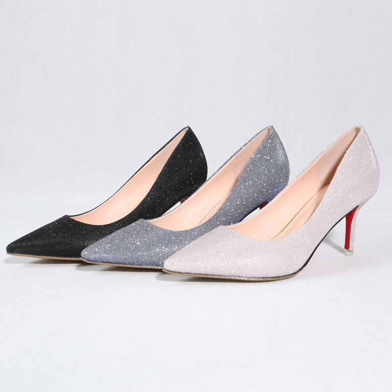 Women's Heels From casual pumps to sexy stilettos, Steve Madden has all the high heel shoes you need to make a staggering statement. Choose chic nude pumps for power days at the office, or paint the town red in a pair of classic black slip-ons.