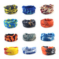 Wholesale Outdoor Scarf Summer Anti UV Quick Dry Sjaal Hiking Camping Echarpe Magic Scarf Headband Neck
