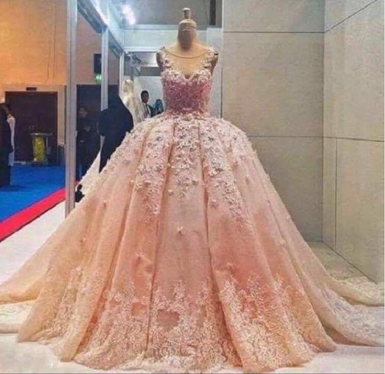 Big Wedding Ball Gowns: Big Ball Gown Wedding Dresses