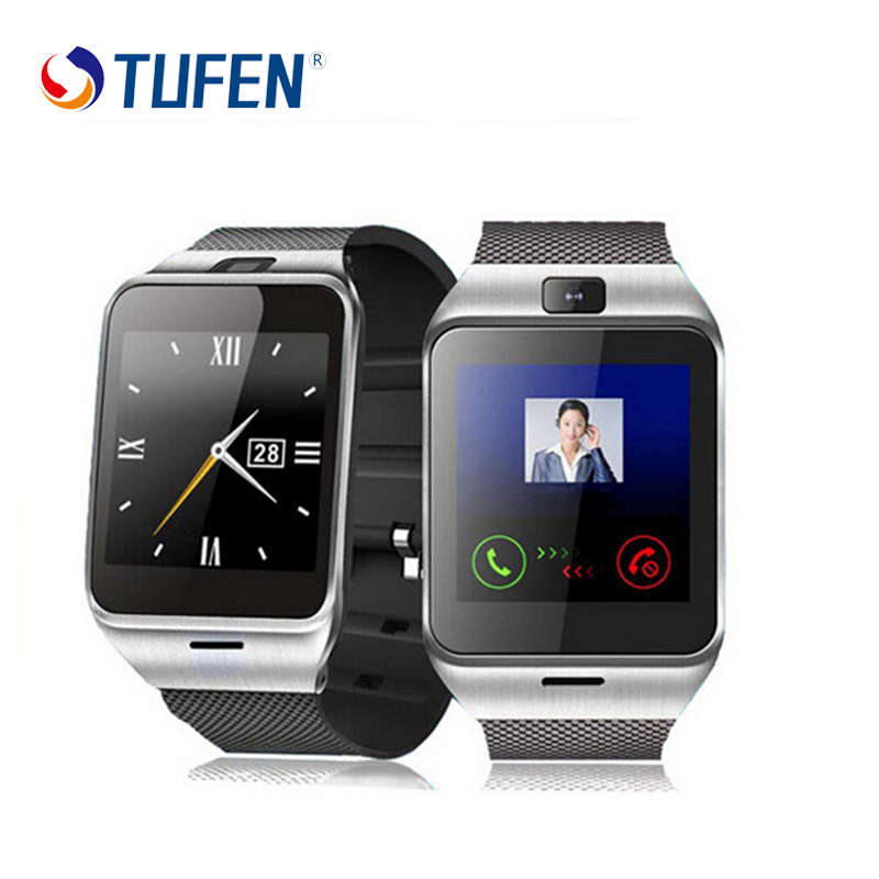 2016 Fashion Aplus Smart Watch GV18 Support Micro SIM Card NFC Communication