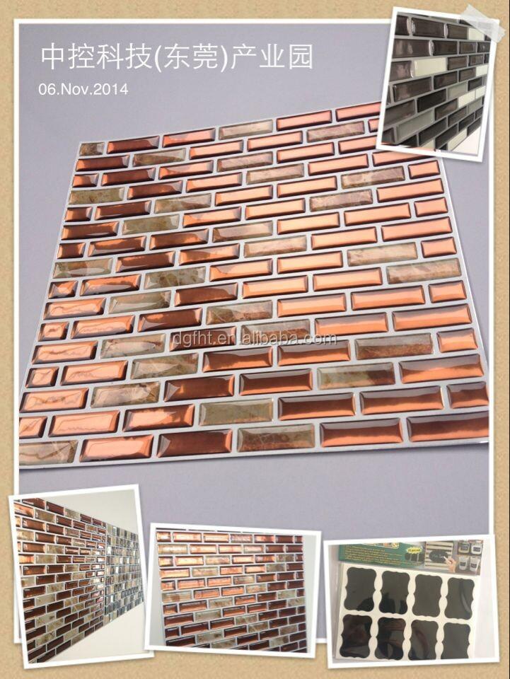 Piastrelle bagno adesive piastrelle adesive bagno leroy for Piastrelle adesive da parete