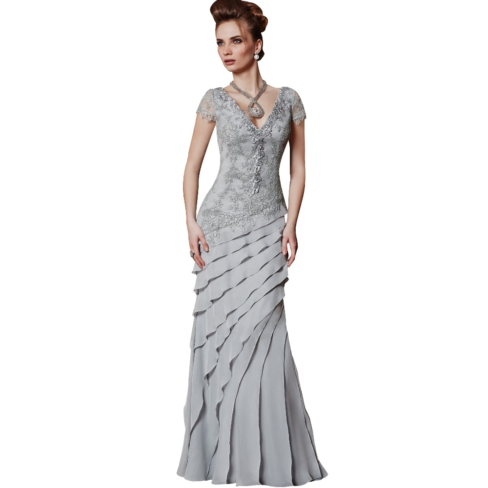 Elegant Mermaid 2016 Mother Of The Bride Dresses With