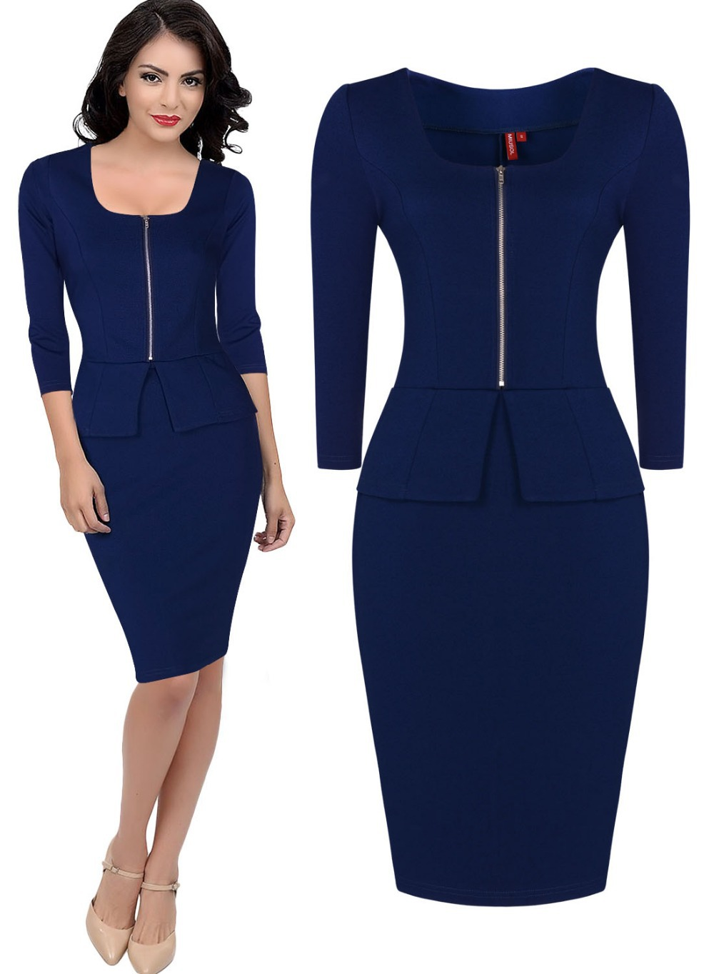Find a great selection of work styles for women at oraplanrans.tk Shop for business casual, women's suits, professional & office clothing, shoes & accessories. Totally free shipping & returns.
