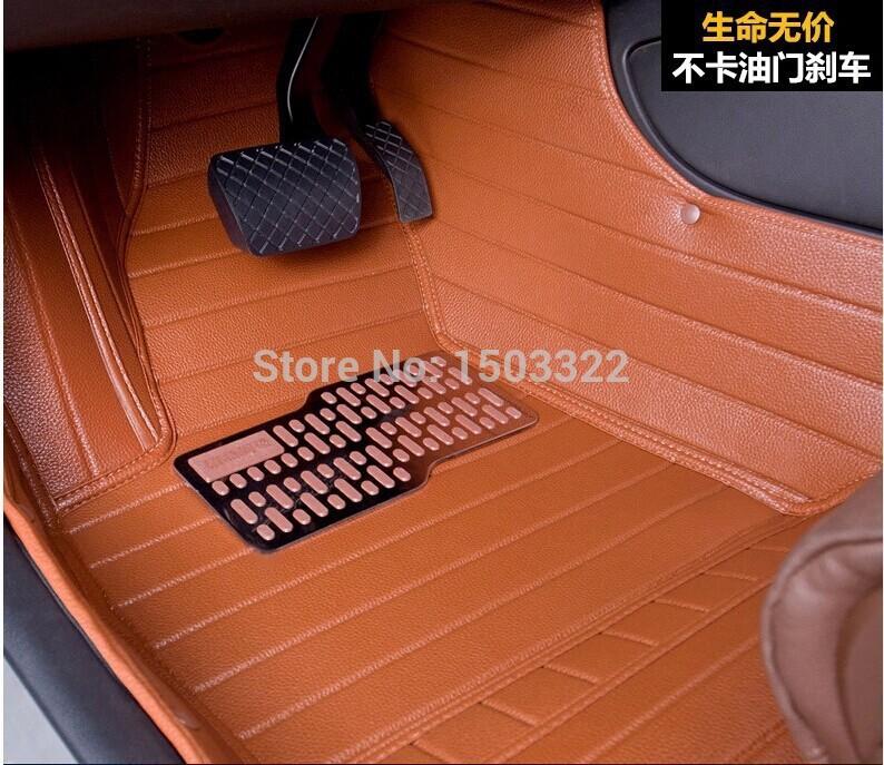 Customized-car-floor-mats-mat-carpet-For-lexus-IS250-350
