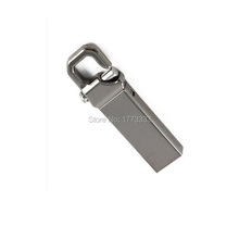 Hotsale Stainless Steel USB Flash Drive Pen Drive 4gb 8gb 16gb 32gb Flash Drive USB 2.0 Real Capacity Memory Stick Pendrive