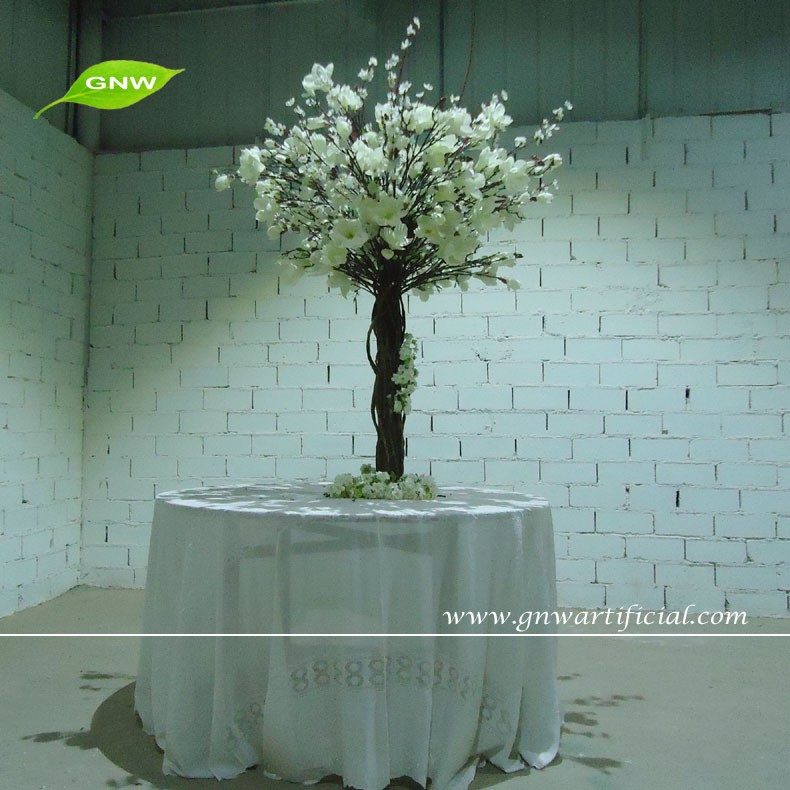 Wedding Trees For Sale: Gnw Ctr1504002 High Quality Cheap White Tree Centerpiece
