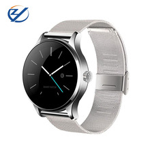 New ST88H Bluetooth Smart Watch Classic Health Metal Smartwatch Heart Rate Monitor for Samsung Huawei Android ISO Phone