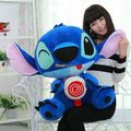 Fancytrader 26  65cm Giant Stuffed Soft Plush Lovely Big Funny Stitch Toy Cute Gift For