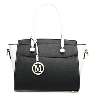 a72a33f2d848 Buy 1 Get 1 At 50% Off Miss Lulu Top Handle Bags Women Leather ...