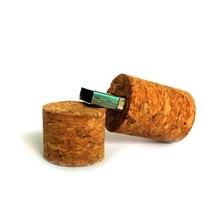 Genuine Wooden Cork USB Flash Drive Gift Pen Drive Flash USB 3.0 Memory Disk Stick Thumbdrive Pendrive Pendrives Gift 8GB-256GB